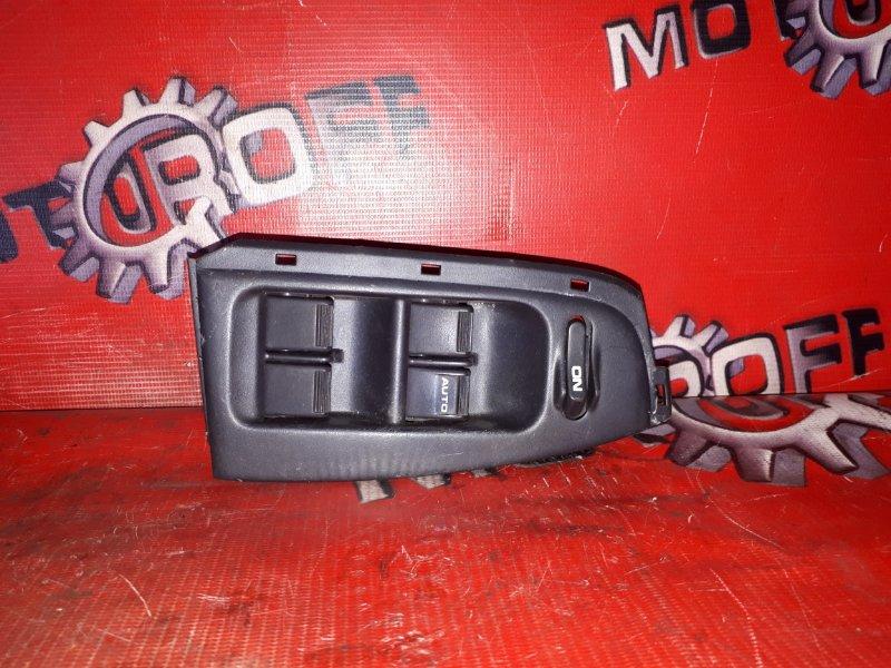Блок управления стеклоподъемниками Honda Orthia EL1 B18B 1996 правый (б/у)