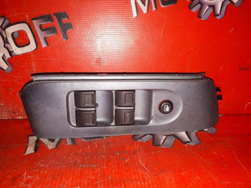 Блок управления стеклоподъемниками Honda Fit Aria GD6 L13A 2002 правый (б/у)