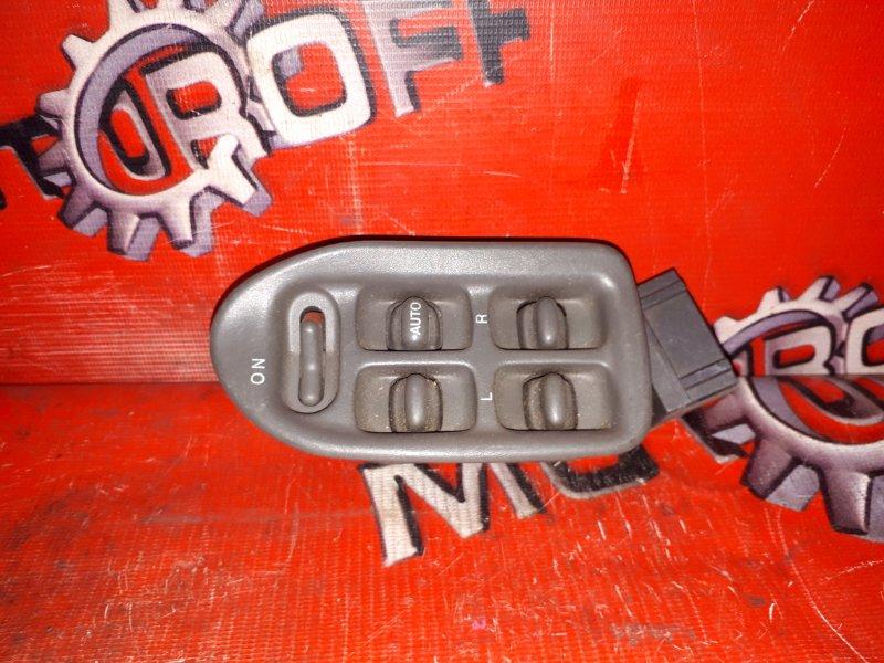 Блок управления стеклоподъемниками Honda Domani MA4 ZC 1992 правый (б/у)