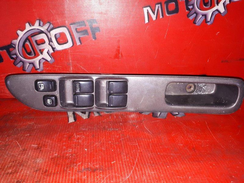 Блок управления стеклоподъемниками Nissan Presea R11 GA15DE 1995 правый (б/у)