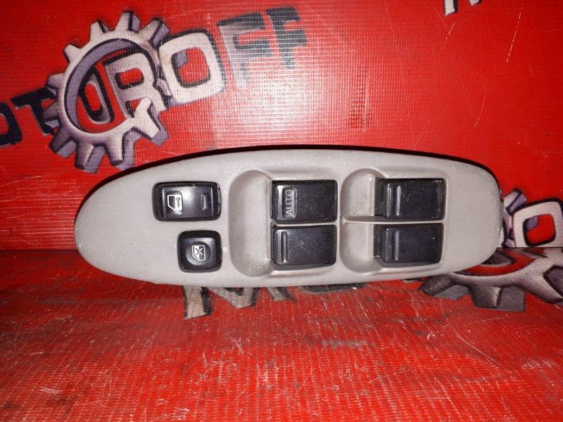 Блок управления стеклоподъемниками Nissan Tino V10 QG18DE 1998 правый (б/у)