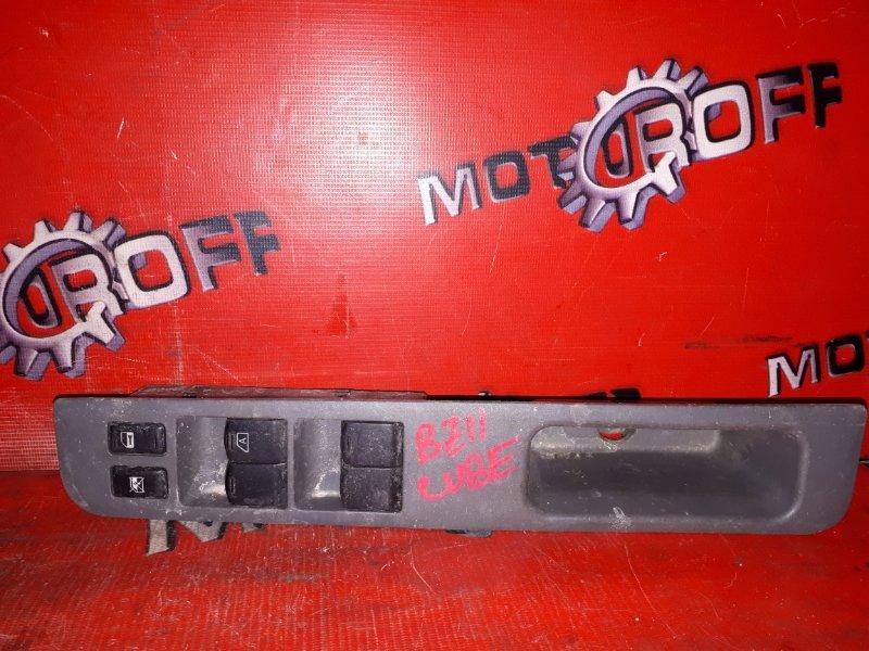 Блок управления стеклоподъемниками Nissan Cube BZ11 CR14DE 2002 правый (б/у)