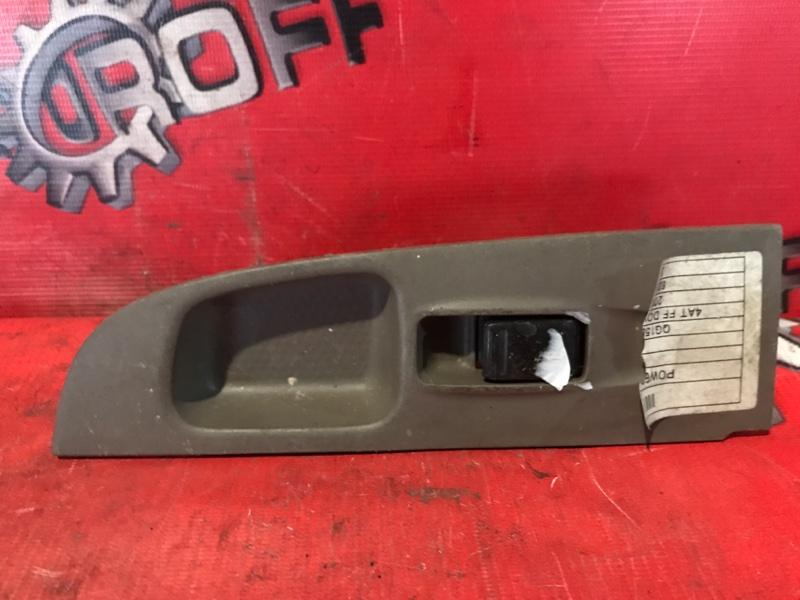 Кнопки в салон Nissan Sunny FB15 QG15DE 1998 передние левые (б/у)