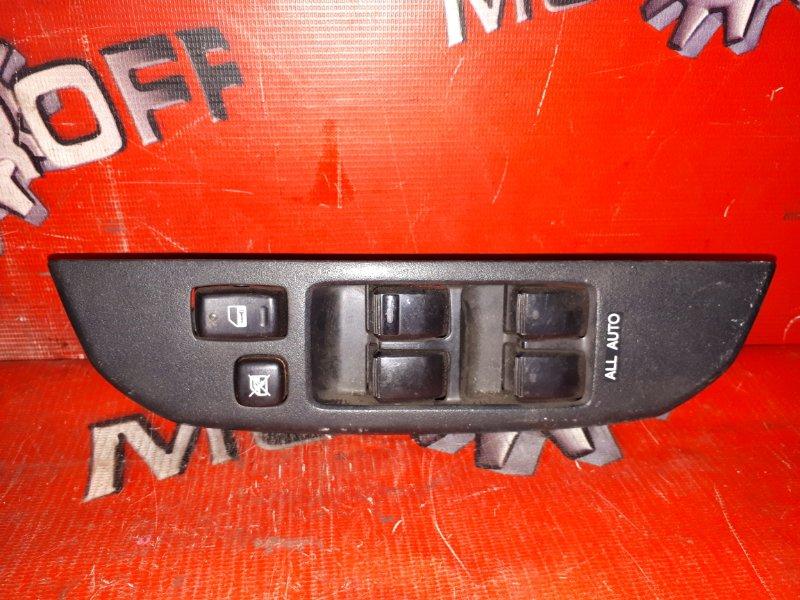 Блок управления стеклоподъемниками Toyota Will Cypha NCP70 2NZ-FE 2002 передний правый (б/у)