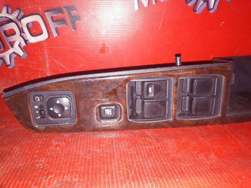 Блок управления стеклоподъемниками Mitsubishi Outlander CW5W 4B12 2005 передний правый (б/у)