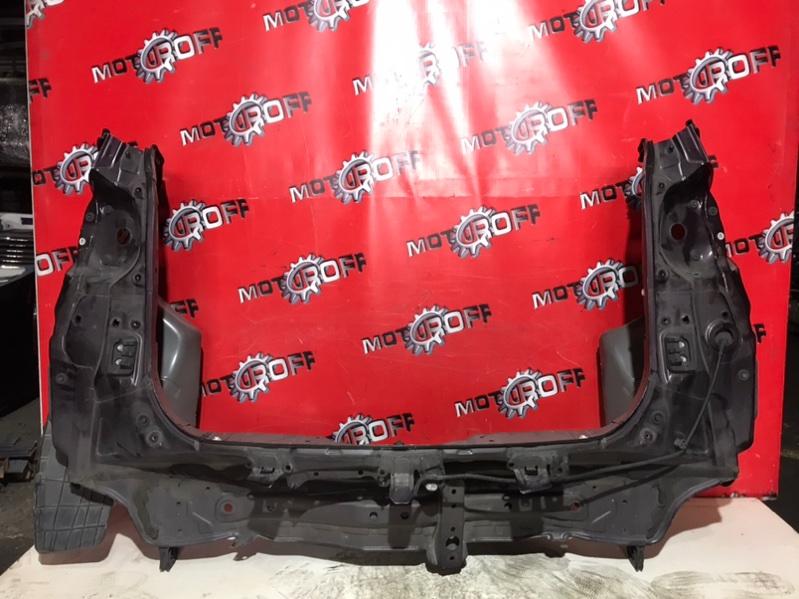 Задняя панель кузова Toyota Ractis NCP120 1NZ-FE 2010 задняя (б/у)
