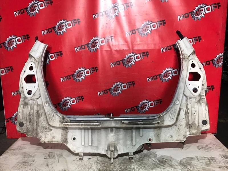 Задняя панель кузова Honda Fit GD1 L13A 2001 задняя (б/у)