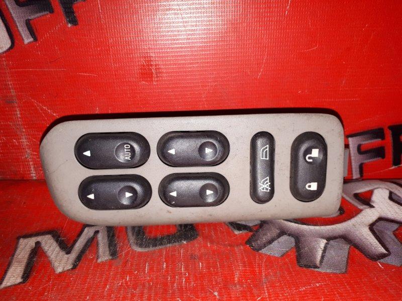 Блок управления стеклоподъемниками Mazda Tribute EP3W L3-VE 2003 передний правый (б/у)