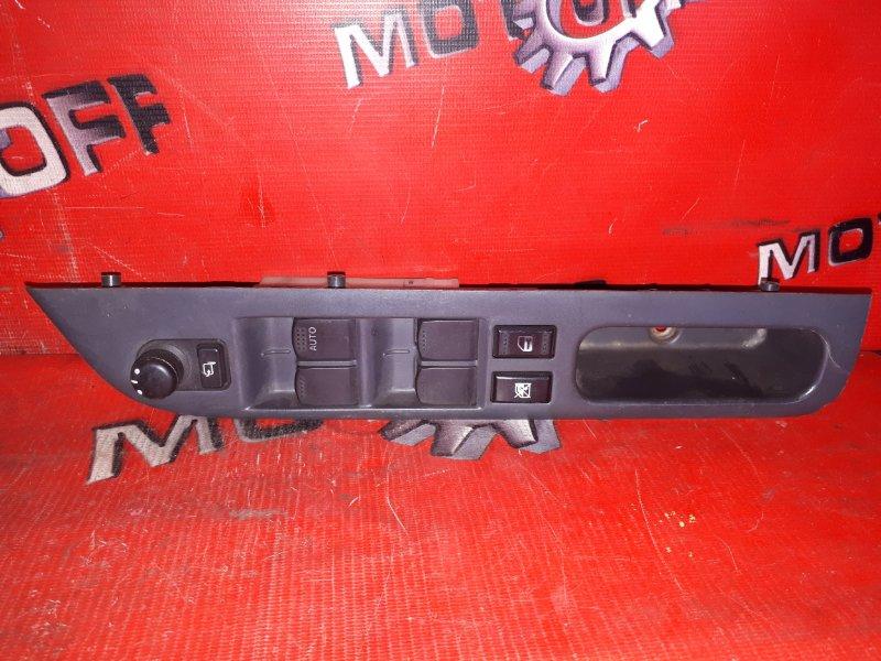 Блок управления стеклоподъемниками Suzuki Swift ZC11S M13A 2004 передний правый (б/у)