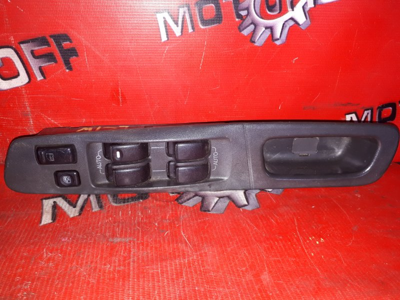 Блок управления стеклоподъемниками Mitsubishi Legnum EC1W 4G93 1996 передний правый (б/у)