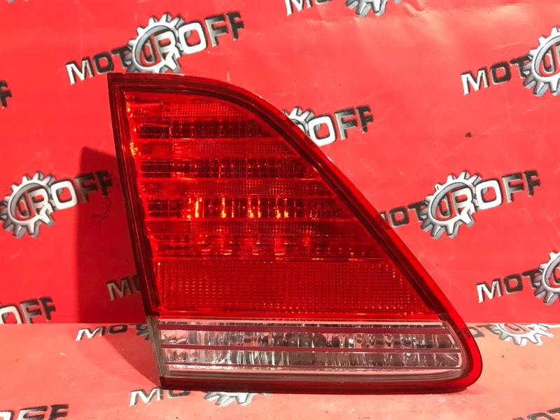 Фонарь (вставка багажника) Toyota Crown GRS182 3GR-FSE 2003 задний левый (б/у)