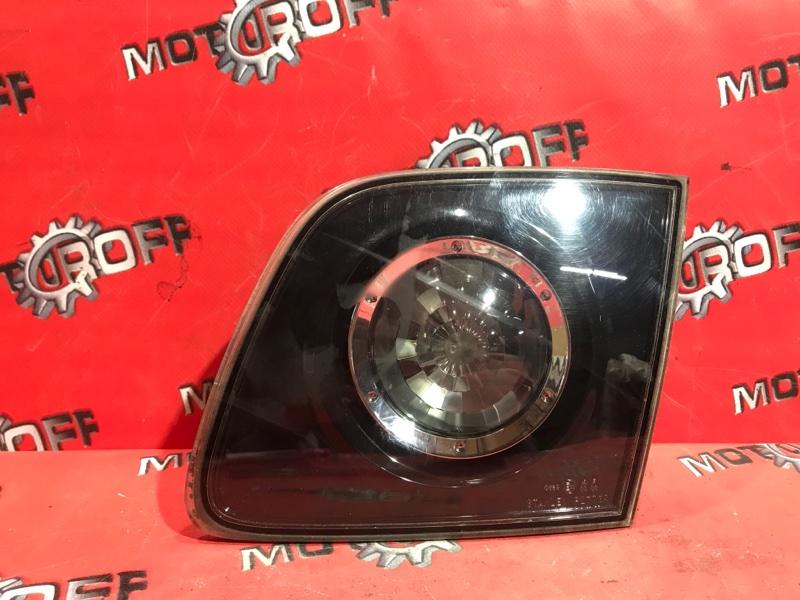 Фонарь (вставка багажника) Mazda Axela BK5P ZY-VE 2003 задний правый (б/у)