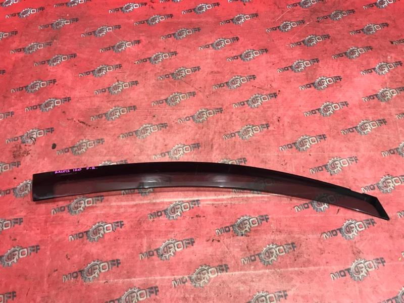Ветровик Toyota Ractis NCP120 1NZ-FE 2010 передний правый (б/у)