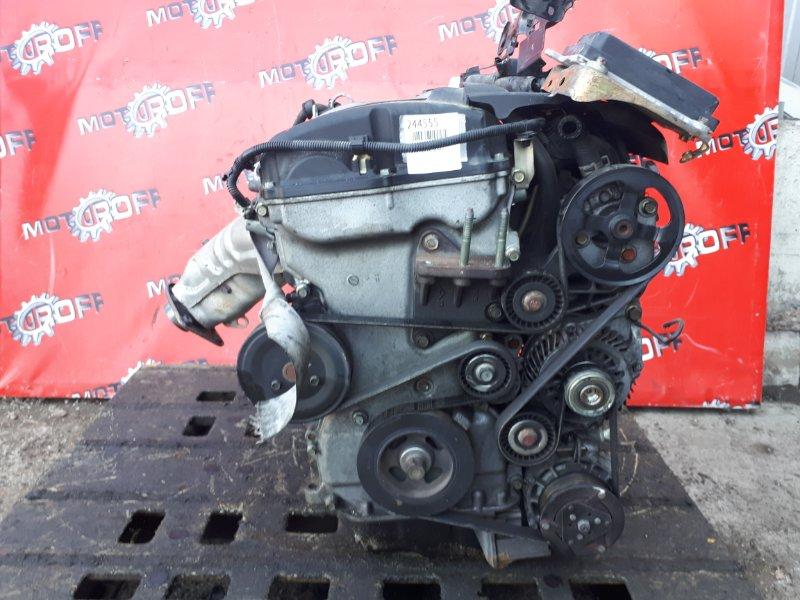 Двигатель Mitsubishi Outlander Xl CW5W 4B12 2005 (б/у)