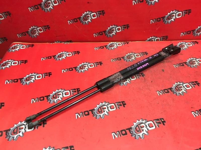 Амортизатор багажника Nissan X-Trail NT31 MR20DE 2007 задний (б/у)