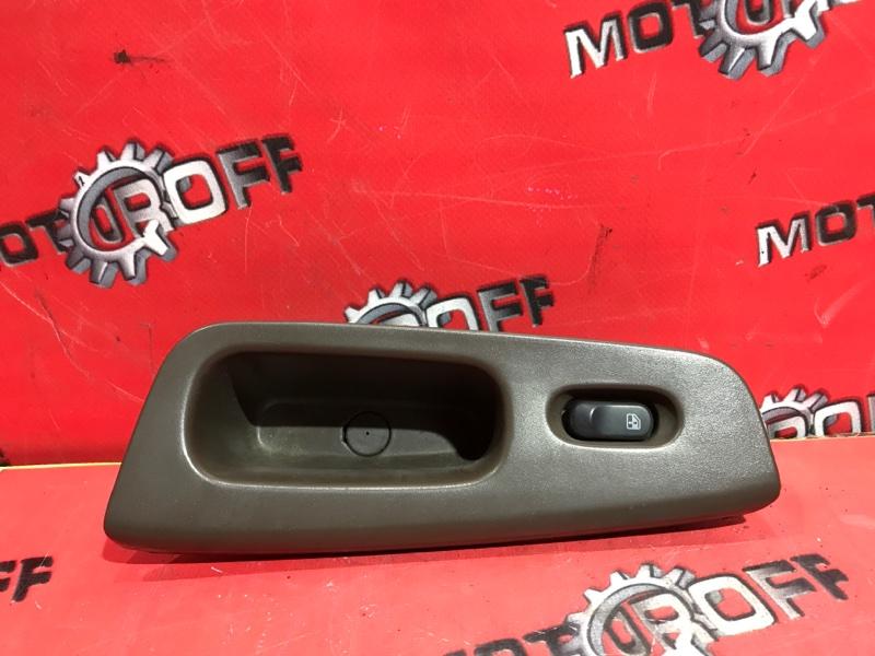 Блок управления стеклоподъемниками Nissan Presea PR10 SR18DI 1990 задний левый (б/у)