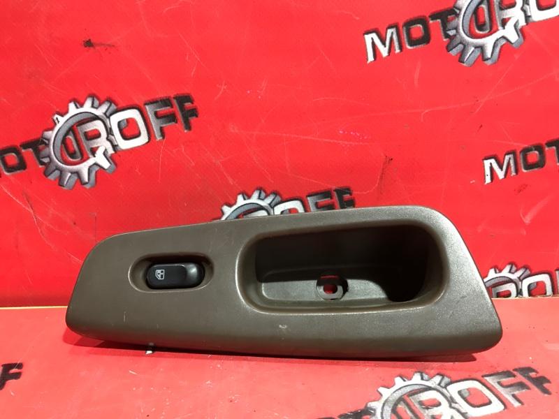 Блок управления стеклоподъемниками Nissan Presea PR10 SR18DI 1990 задний правый (б/у)
