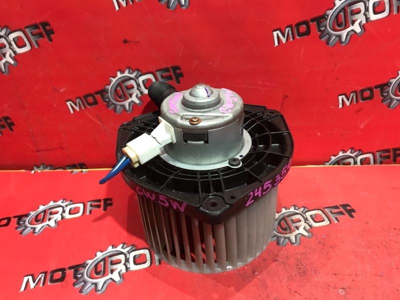 Вентилятор (мотор отопителя) Mitsubishi Outlander Xl CW5W 4B12 2005 (б/у)