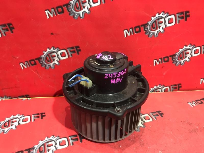 Вентилятор (мотор отопителя) Mazda Mpv LW3W L3-DE 1999 (б/у)