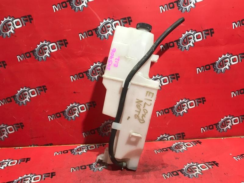 Бачок расширительный Nissan Note E12 HR12DE 2012 (б/у)