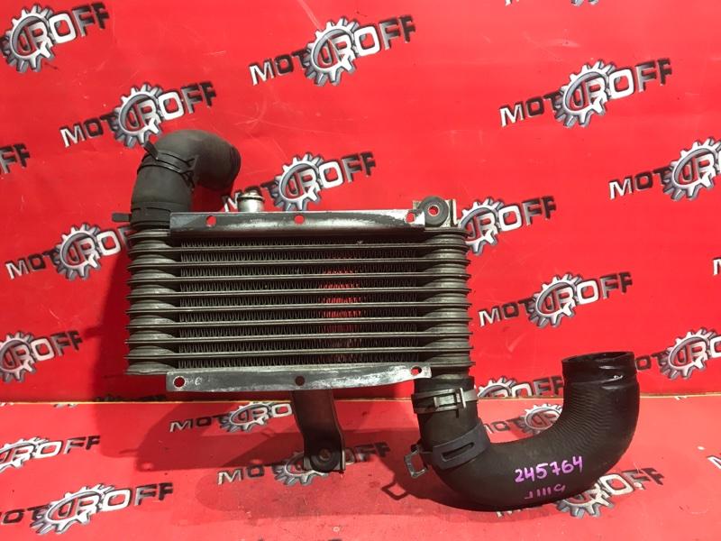 Радиатор интеркулера Daihatsu Terios Kid J111G EF-DET 1998 (б/у)