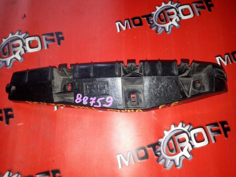 Клипса бампера Toyota Will Cypha NCP70 2NZ-FE 2002 передняя правая (б/у)