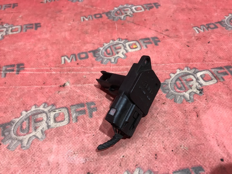Расходомер (датчик расхода воздуха) Mazda Mpv LW3W L3-DE 1999 (б/у)