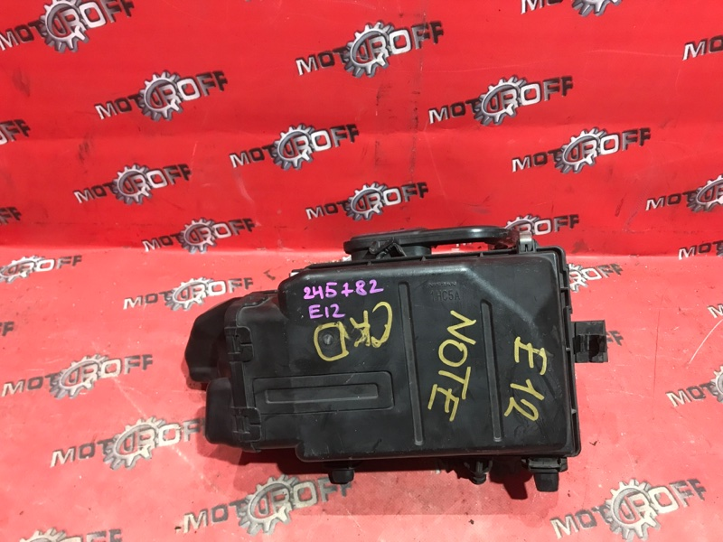 Корпус воздушного фильтра Nissan Note E12 HR12DE 2012 (б/у)