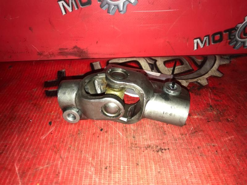 Кардан рулевой Honda Fit GD1 L13A 2001 нижний (б/у)