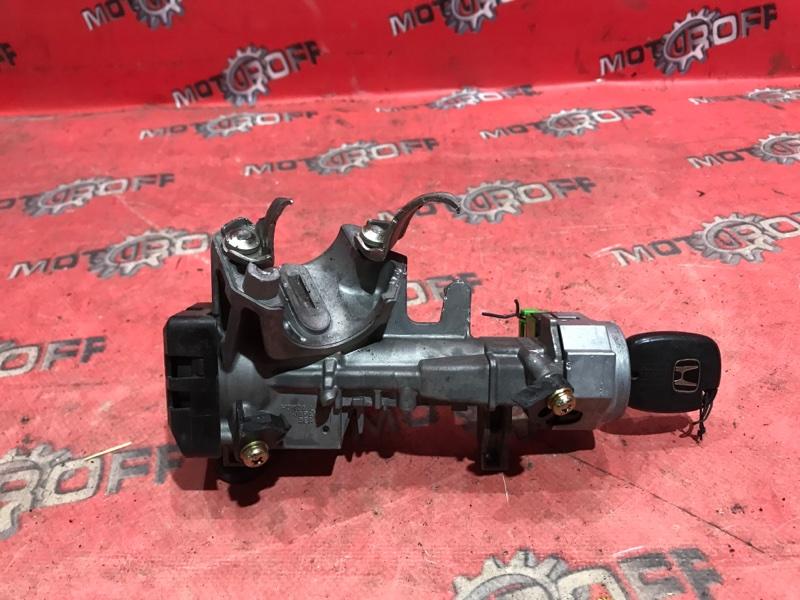 Замок зажигания Honda Fit GD1 L13A 2004 (б/у)