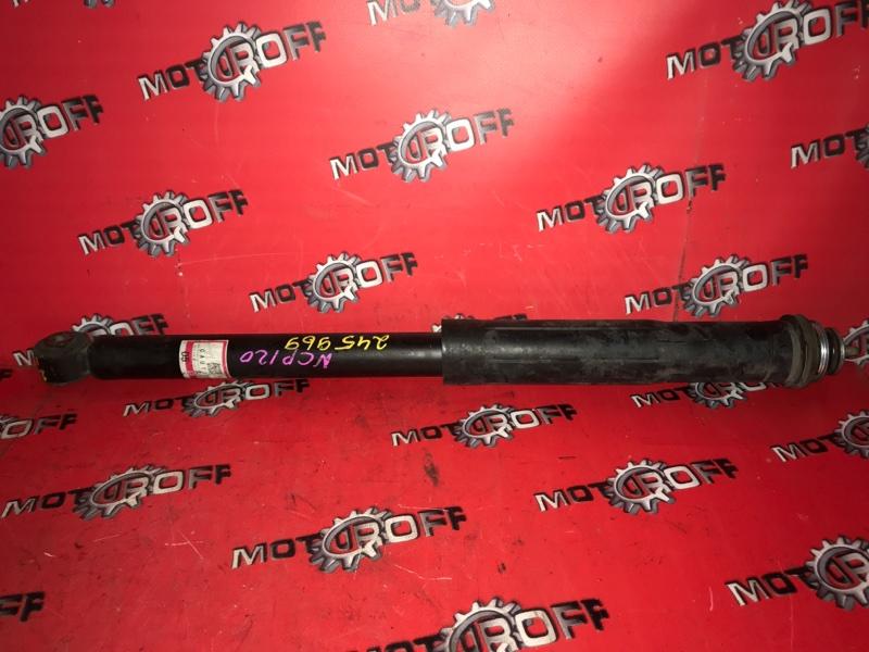 Амортизатор Toyota Ractis NCP120 1NZ-FE 2010 задний (б/у)