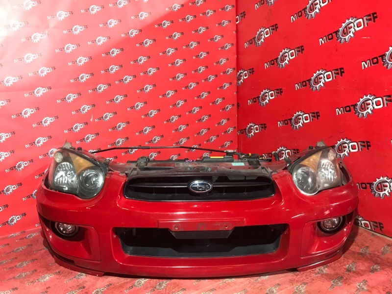 Nose cut Subaru Impreza GG9 EJ20 2002 (б/у)