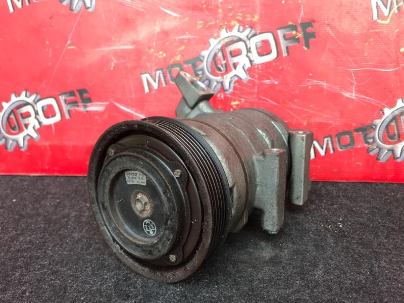 Компрессор кондиционера Mazda Mpv LW3W L3-DE 1999 (б/у)