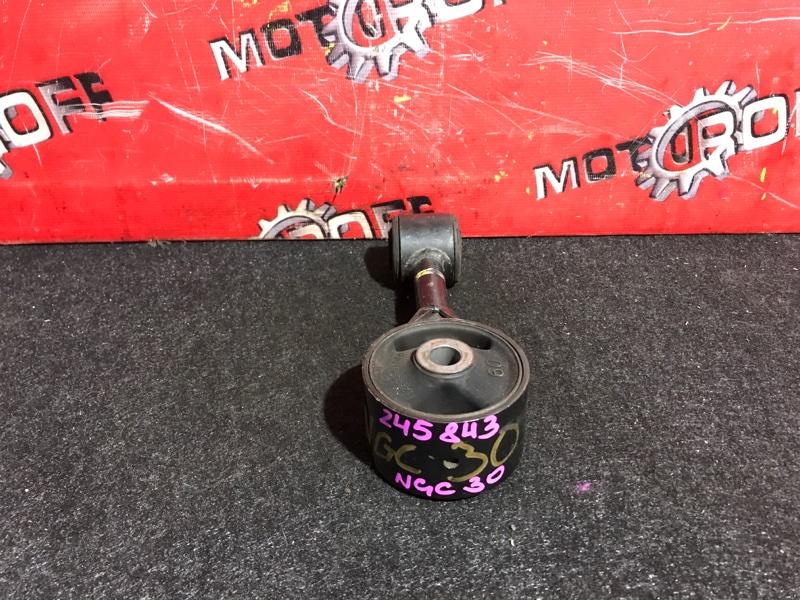 Подушка двигателя Toyota Passo NGC30 1NR-FE 2010 задняя (б/у)