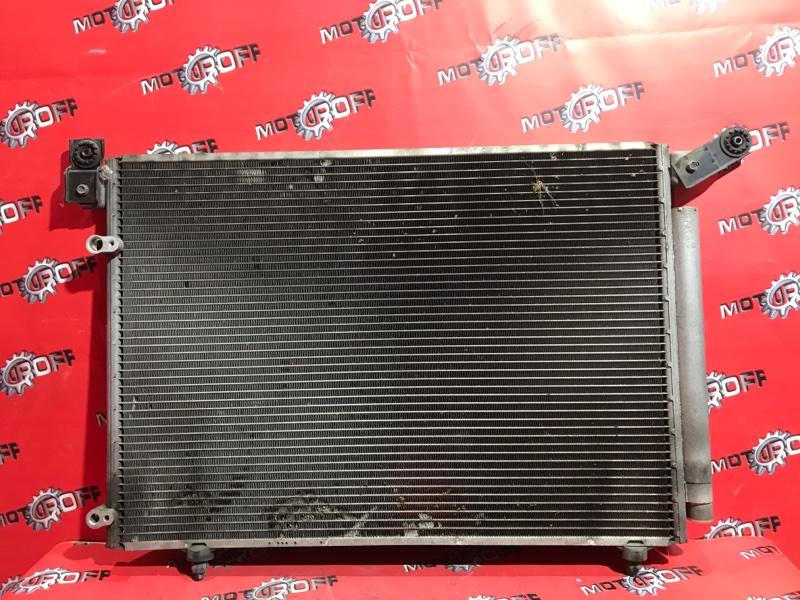Радиатор кондиционера Mazda Mpv LW3W L3-DE 1999 (б/у)