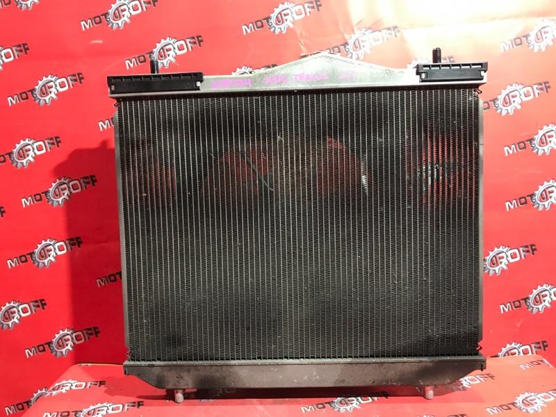 Радиатор двигателя Daihatsu Terios Kid J111G EF-DET 1998 (б/у)