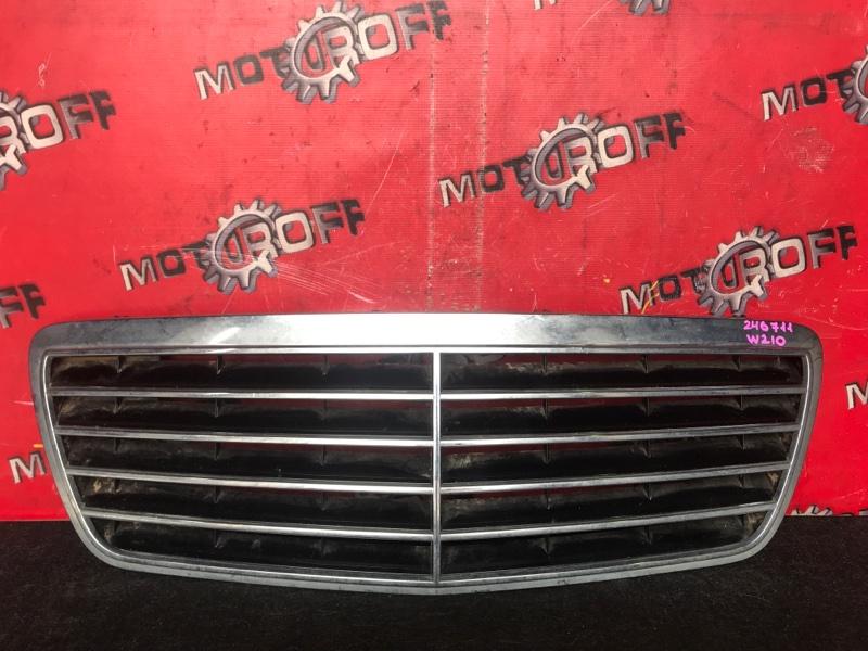 Решетка радиатора Mercedes E230 W210 111.970 2000 (б/у)