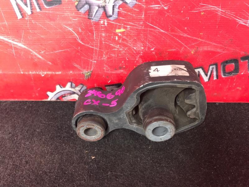 Подушка двигателя Mazda Cx-5 KE2AW SH-VPTS 2012 задняя (б/у)