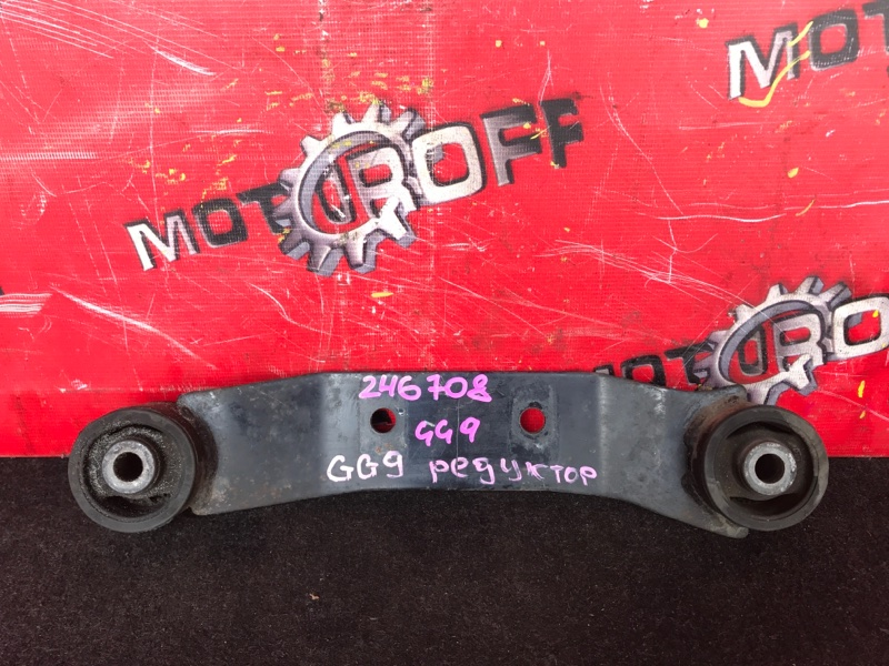 Подушка редуктора Subaru Impreza GG9 EJ20 2000 задняя (б/у)