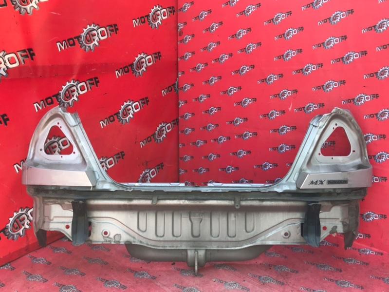 Задняя панель кузова Mitsubishi Lancer CK2A 4G15 1995 задняя (б/у)