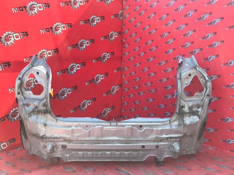 Задняя панель кузова Toyota Allex NZE121 1NZ-FE 2001 задняя (б/у)