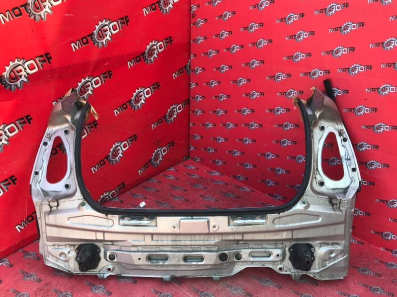 Задняя панель кузова Toyota Prius NHW20 1NZ-FXE 2003 задняя (б/у)