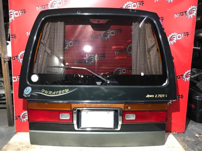 Дверь задняя багажника Nissan Caravan ARME24 TD27 1986 задняя (б/у)