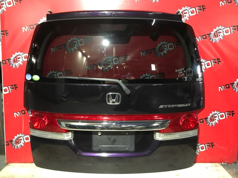 Дверь задняя багажника Honda Stepwgn RG1 K20A 2005 задняя (б/у)
