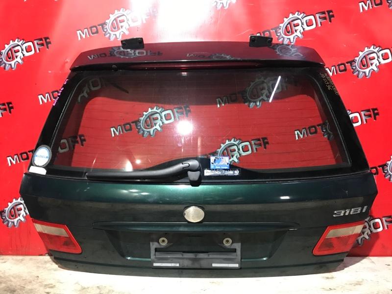 Дверь задняя багажника Bmw 320I E46 M52B20 1998 задняя (б/у)