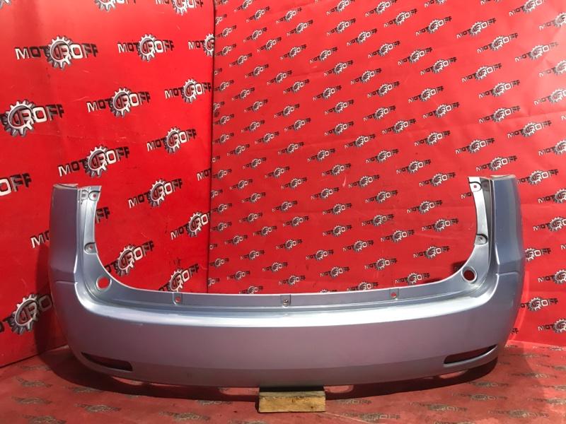 Бампер Mitsubishi Colt Plus Z23W 4A91 2004 задний (б/у)