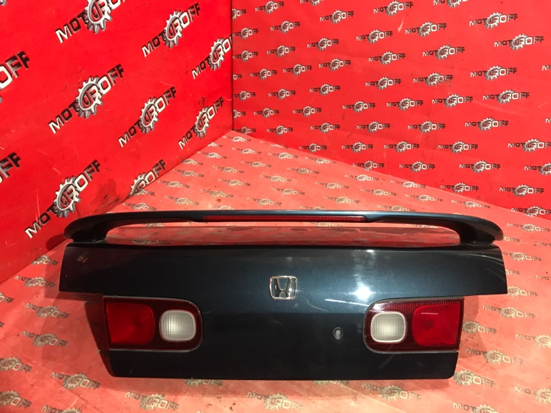 Крышка багажника Honda Integra DB6 ZC 1993 задняя (б/у)