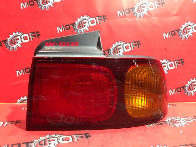 Фонарь (стоп-сигнал) Honda Integra DB6 ZC 1993 задний правый (б/у)