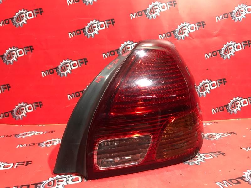 Фонарь (стоп-сигнал) Toyota Verossa GX110 1G-FE 2001 задний правый (б/у)