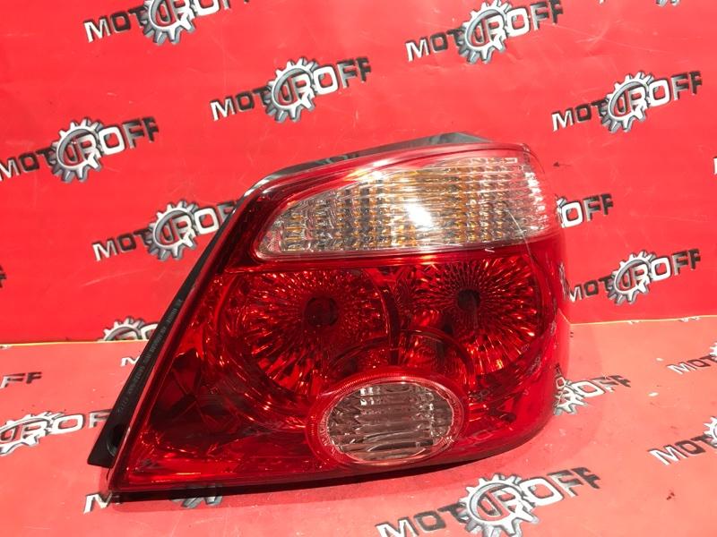 Фонарь (стоп-сигнал) Mitsubishi Outlander CU5W 4G69 2002 задний правый (б/у)